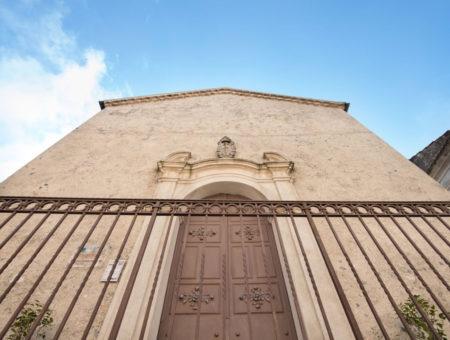 Church S. Maria Scala Coeli